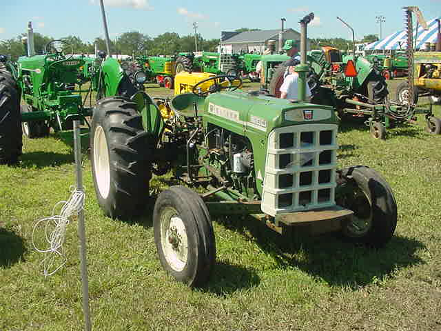 550 Oliver Tractor With Loader : The oliver gang message and discussion board  gas