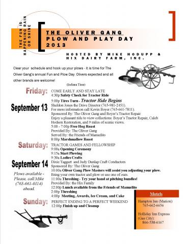 plow day flyer